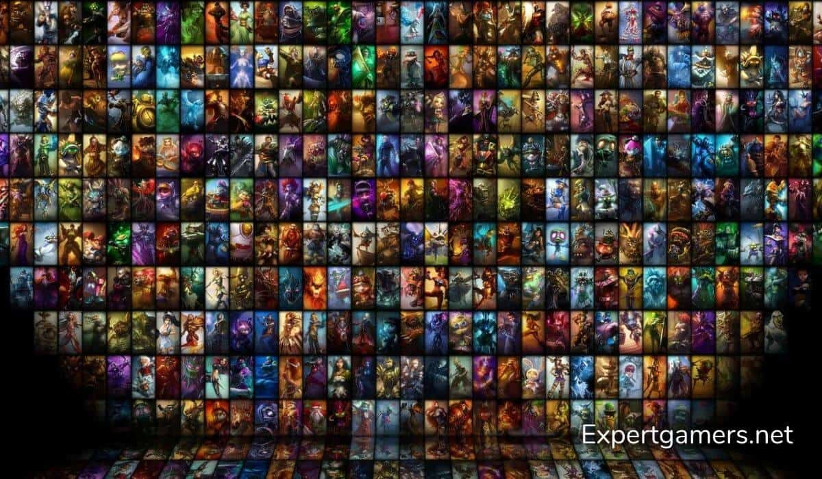 How Many Characters Are in League of Legends