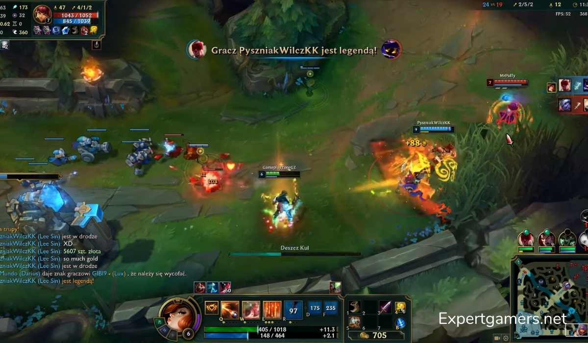 What Type Of Game Is League of Legends