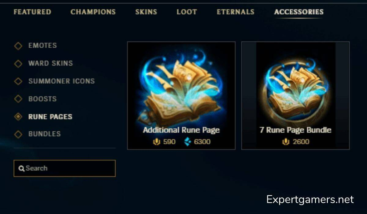 How To Get More Rune Pages
