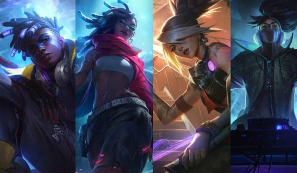 RP Requirement To Purchase Every Single Skin In League of Legends